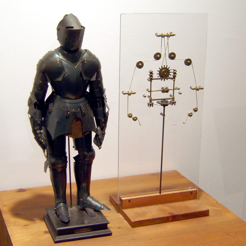 Leonardov robot